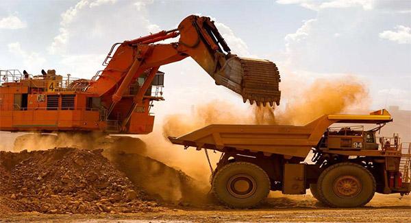 رشد ۳ میلیارد دلاری ارزش بازار شرکتهای معدنی و صنایع معدنی در بورس