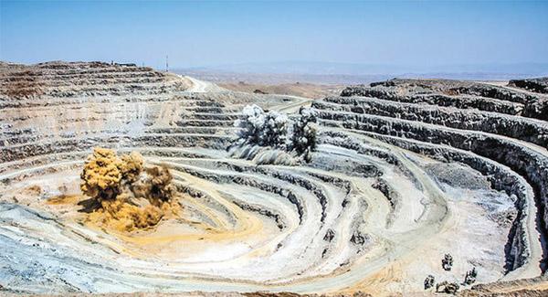 کرمان، پیشتاز صدور پروانه اکتشاف معدنی تا پایان مهرماه