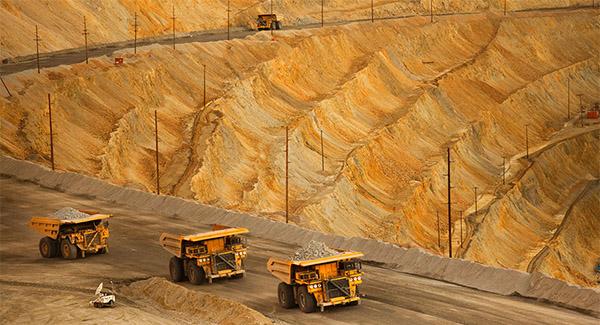 اصلاح شدید قیمت سنگ آهن