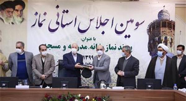 قدردانی استاندار اصفهان از مدیریت فولاد مباركه
