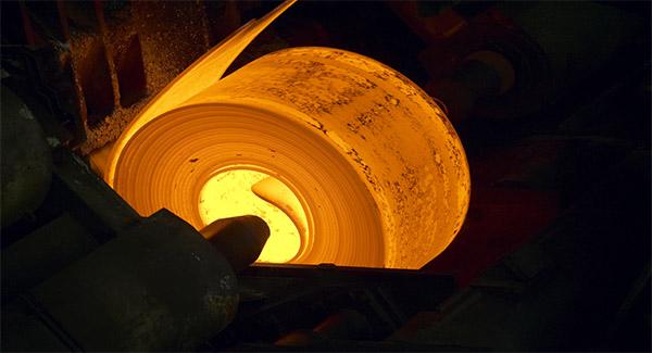 قیمت فولاد نورد گرم در چین به بالاترین حد در ۹ سال گذشته رسید