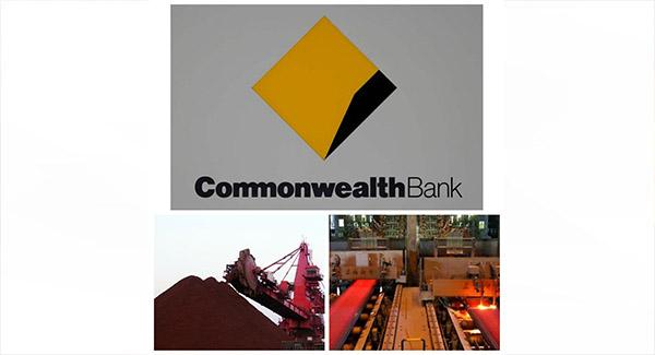 پیش بینی بانک CBA استرالیا در مورد قیمت سنگ آهن و فولاد در ادامه ماه دسامبر و سال ۲۰۲۱