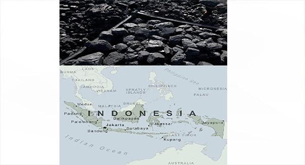تولید زغال سنگ اندونزی در سال جاری به ۵۵۰ میلیون تن می رسد