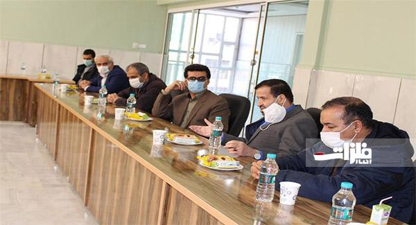 مدیران شرکت آلومینیوم ایران از دانشگاه آزاد اسلامی اراک بازدید کردند