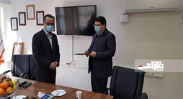 با حکم مدیرعامل فولاد خوزستان سرپرست جدید شرکت توسعه فراگیر خوزستان منصوب شد