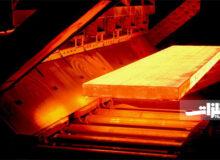 ایران در رشد تولید فولاد در جایگاه سوم قرار گرفت