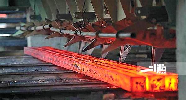 افزایش قیمت شمش فولاد از میلگرد در بورس