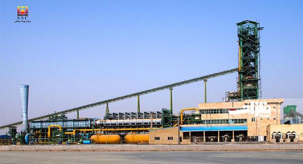 رشد ۱۵ درصدی تولید فولاد شادگان تا پایان آذرماه