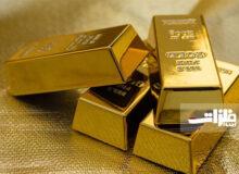 قیمت طلا در بازار جهانی رو به افزایش است