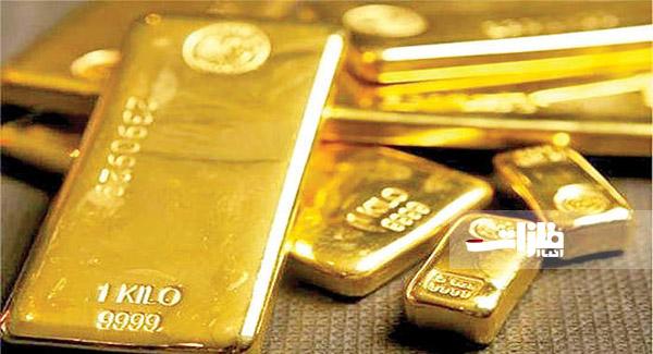افت ۰٫۱۶ درصدی فلز زرد