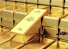 طلای جهانی کاهش ۱۰۰ دلاری داشت