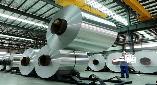مصرف فولاد در کشور۲۰ درصد افزایش یافت