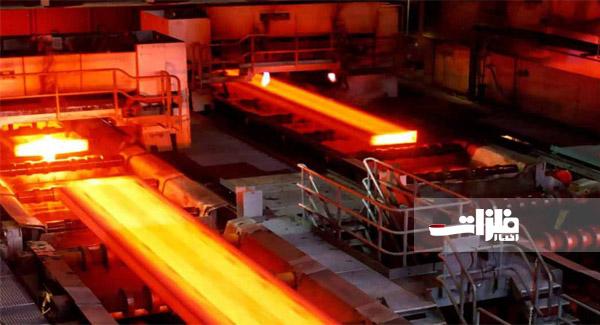 فولاد تاراز رشدی ۳ درصدی داشت