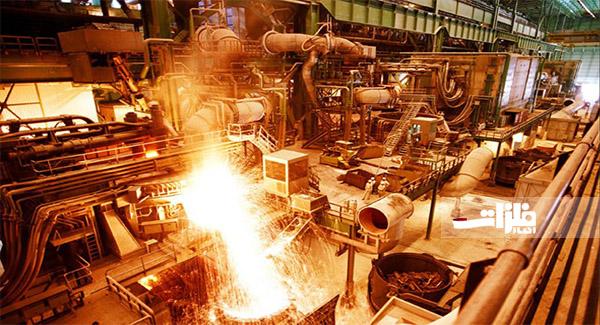 روند نزولی تولید فولاد آلمان در ۲۰۲۰