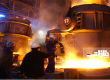 عبور تولید فولاد خام کشور از ۲۳ میلیون تن