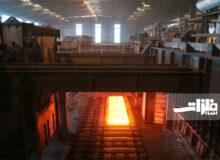 روند صعودی تولید فولاد در چین