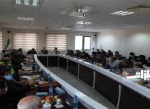 برگزاری جلسه تولید مجتمع مس سونگون