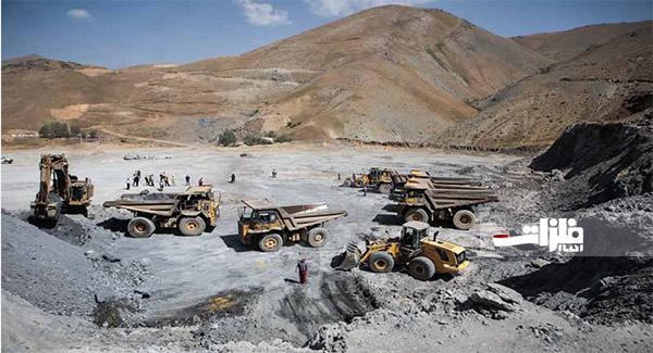 وجود ۲۷ ماده معدنی پرکاربرد در معادن ایران