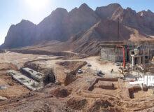 تهیه مستند از روند ساخت کارخانه مهدیآباد