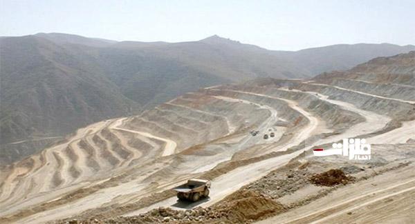 آزاد سازی ۳۲۰ محدودی اکتشافی در زنجان