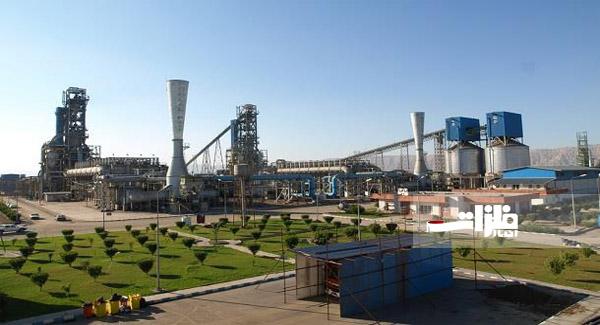 تولید ۱۴۰ هزار تن ورق فولاد در هرمزگان