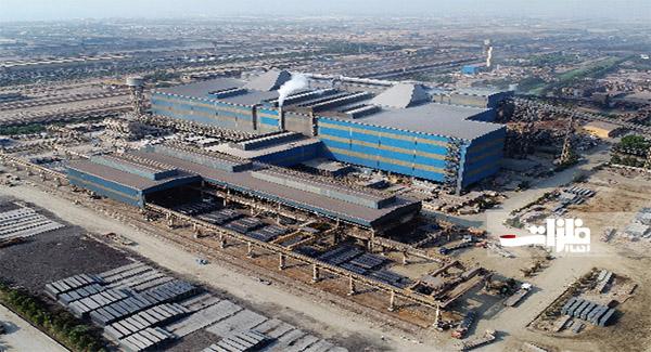 تولید سالیانه ۵۵ میلیون تن فولاد خام هدف ۱۴۰۴ فولادسازان