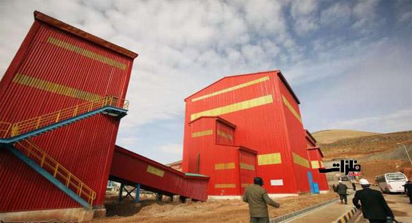 تولید ۷۵۷ کیلو شمش طلا در بزرگترین کارخانه خاورمیانه