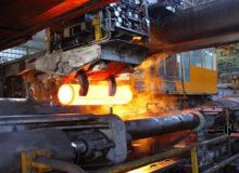 فولاد با ۱۰ درصد افزون قیمت در بورس عرضه شده