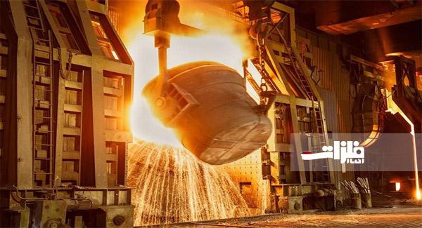 تاثیر مثبت افزایش تولید فولاد بر قیمت سنگآهن