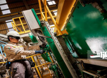 تولید آلومینای الطویلا بیش از ظرفیت اسمی