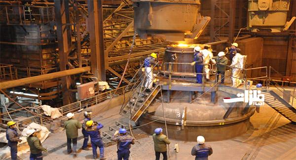 بهرهبرداری از طرح تکمیلی مجتمع صنعتی فولاد اسفراین