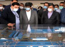 افتتاح ۳ پروژه بزرگ صنعتی در آلومینیوم المهدی