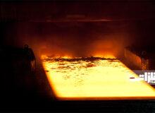 مخازن گاز پارس جنوبی با مشارکت فولاد اکسین راهاندازی شد