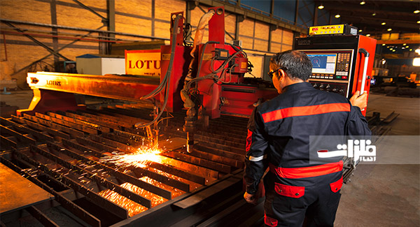 فولاداکسین ستون صنعت نفت و گاز ایران است