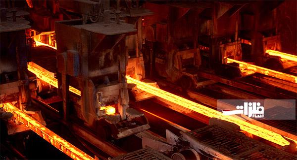 رشد ۵۵ برابری تولید فولاد خام در ۴۲ سال گذشته