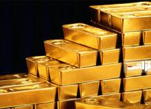 معامله ۲۰ کیلوگرم شمش طلا در بورس کالا