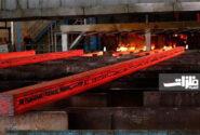 افزایش ۵٫۱ میلیون تنی صادرات شمش فولادی