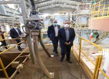 افتتاح ۴ طرح صنعتی و معدنی در استان یزد