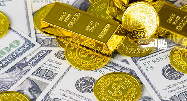 نوسانات قیمتی در بازار طلا و ارز