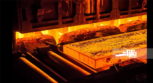 پذیرش ۱۰ هزار تن ورق مجتمع فولاد گیلان در بورس کالا