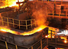 روند صعودی تولید فولاد در چین در بازه ۱۰ روزه