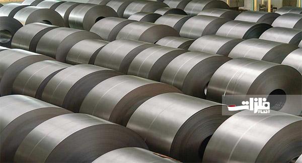 رشد ۲ درصدی تولید فولاد در ایران