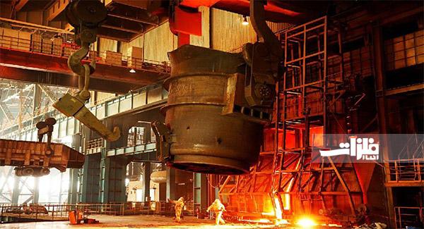 طرح توسعه و تولید پایدار زنجیره فولاد را به تعویق بیاندازید