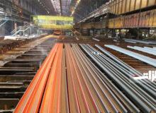 افت تولید فولاد در هندوستان