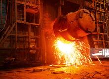 رشد ۱۱ درصدی تولید فولاد خام