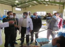 اردوی جهادی درمانی در جیرفت برگزار شد