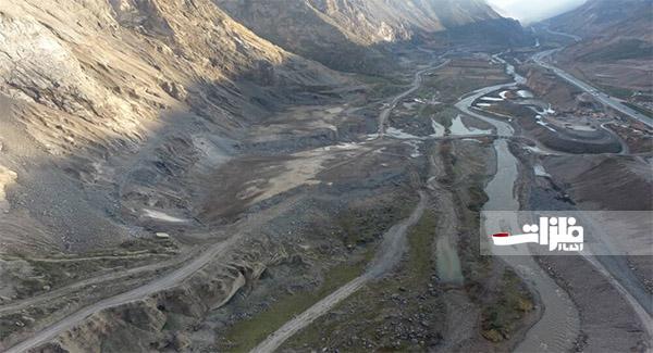 معدن سرب و روی ناصرآباد و چالشهای زیستمحیطی