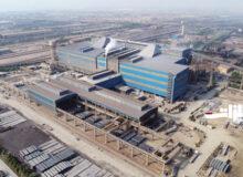 تأمین اکسیژن بیمارستان کودکان بندرعباس توسط فولاد هرمزگان