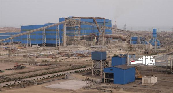 فولاد هرمزگان در میان ۶ شرکت برتر ایران