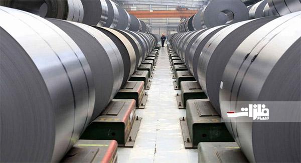 عرضه ۸۷ هزار تن ورق فولادی خودرو در بورس کالا